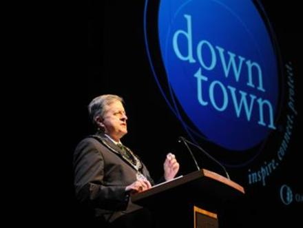2013 Downtown Plan Launch Remarks
