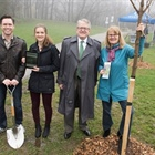 New trees planted in Oakville this year passes 10,000